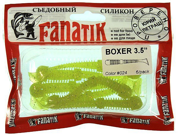 "Fanatik Boxer 3,5"" цв.024"