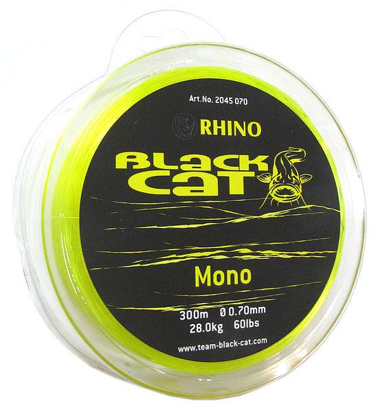 Леска моно 0,70мм Black Cat Mono Line 300м 28кг