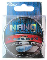 Леска Toughlon Nano Fluorocarbon Coated 0,16мм 30м