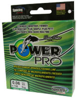 Плетёный шнур Power Pro Moss Green 135м 0,06мм