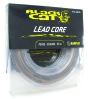 Поводковый мат. Coated Lead Core 20m 70kg braun/camou 2398070