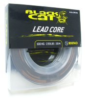Поводковый мат. Coated Lead Core 20m 100kg braun/camou 2398100