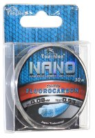Леска Toughlon Nano Fluorocarbon Coated 0,08мм 30м