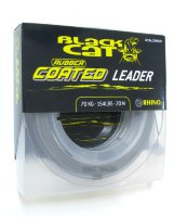 Поводковый мат. Rubber coated Leader 20m 70kg grau 2399070
