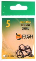 Крючки Fish Season Chinu-Ring №5
