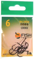 Крючки Fish Season Chinu-Ring №6