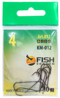 Крючки Fish Season KM-012 №4