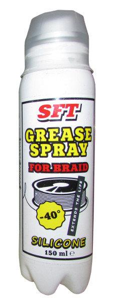 Смазка-спрей для плетёных шнуров SFT Grase Spray for braid купить в нашем интернет магазине с доставкой!