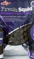 DYNAMITE BAITS Бойли тонущие 20 mm 1 кг Fresh Squid - Octopys & Black Pepper
