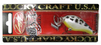 Воблер Lucky Craft Clutch SR цвет 0218 White Bass